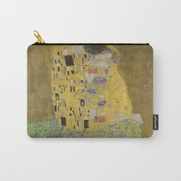 Gustav Klimt's The Kiss Carry-All Pouch