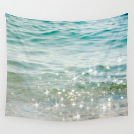 Falling Into A Beautiful Illusion Wall Tapestry