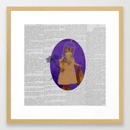 Correntes (Chains) Framed Art Print