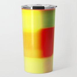 Colored blur background 7 Travel Mug