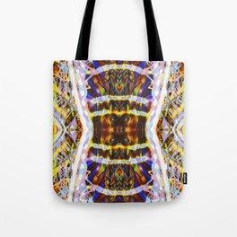 Light Dance Kaleidoscope Edit 1 Tote Bag