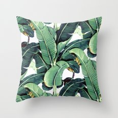 Martinique Print Throw Pillow