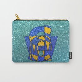 SWEDEN - Glitter Carry-All Pouch