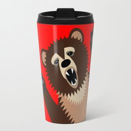 The Bear Says Boo Travel Mug