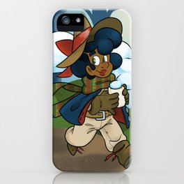 Woodsy Stroll iPhone Case