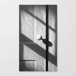 Afternoon Shadows Canvas Print