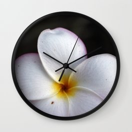 The beauty of the islands of Hawaii Wall Clock