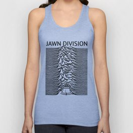 ∆ Jawn . Division ∆ Unisex Tank Top