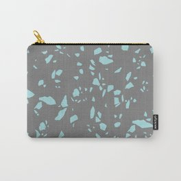Terrazzo Texture #6 Carry-All Pouch