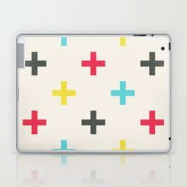 Large Plus Signs #1 Laptop & iPad Skin