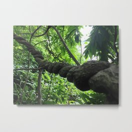 the mighty jungle Metal Print