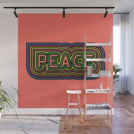 Peace Wall Mural