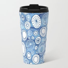 Fairytail Snowflakes Travel Mug