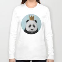 happy birthday Long Sleeve T-shirts featuring happy birthday by Mari-ann Curtis