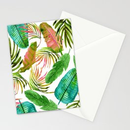 Poster Background | Not Enough Leaves Stationery Cards