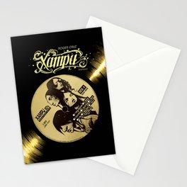Xampu by Roger Cruz Stationery Cards