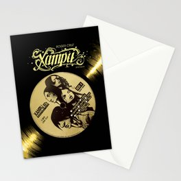 Xampu by Roger Cruz Stationery Cards
