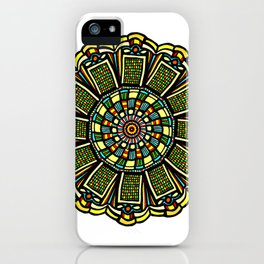 Check me out iPhone Case