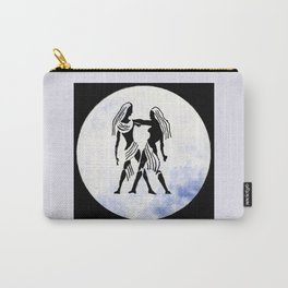 Gemini - Zodiac sign Carry-All Pouch