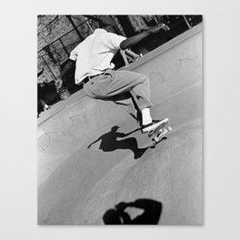 Keith, Ollie Up Canvas Print