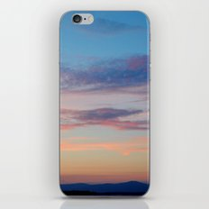 Mountains and Skies iPhone & iPod Skin
