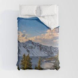 Crater Lake III - Spring Comforters