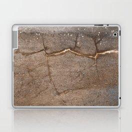 Lightning Grunge Cracks Laptop & iPad Skin