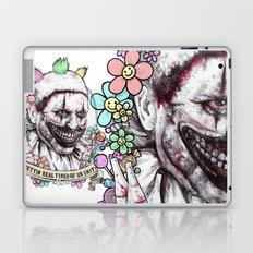 xoxo Twisty (color) Laptop & iPad Skin