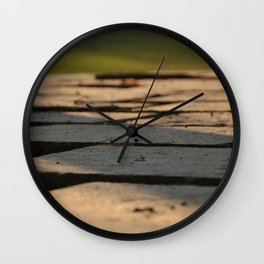 Milano 3 Wall Clock