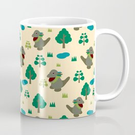 Moccomerian pattern Coffee Mug