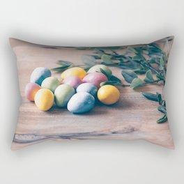 Easter Eggs 13 Rectangular Pillow