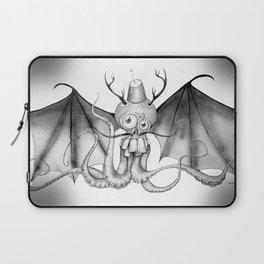 MonoChro-Monster Laptop Sleeve