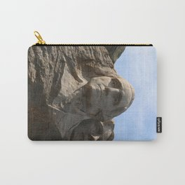 George Washington And Thomas Jefferson  - Mount Rushmore Carry-All Pouch