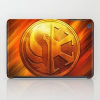 daenerys iPad Cases featuring IMPERIAL LOGO by BeautyArtGalery