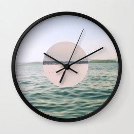 Inbetween Seasons Wall Clock