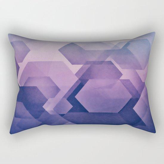 Almost an Emotion Rectangular Pillow