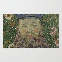 Portrait of Joseph Roulin Rug