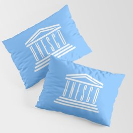 flag of Unesco Pillow Sham