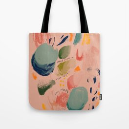 Make Room In Your Heart For Hope Tote Bag