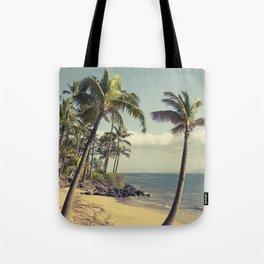 Maui Lu Beach Kihei Maui Hawaii Tote Bag