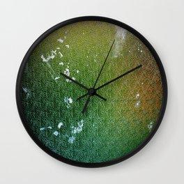 Raimbow metal Wall Clock