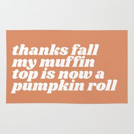 thanks fall Rug