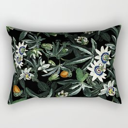 EXOTIC GARDEN - NIGHT XI Rectangular Pillow