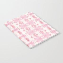 Tie Dye Roses Notebook