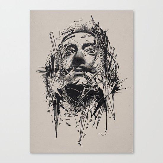 Dali Canvas Print