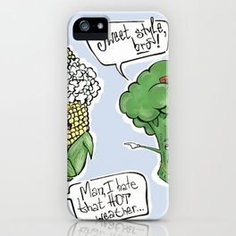 The Puff Heads iPhone Case