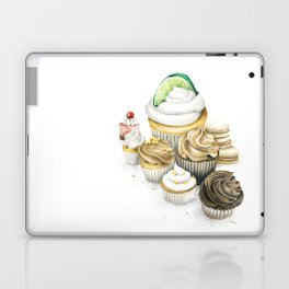 Sweet Energy Cupcakes Laptop & iPad Skin