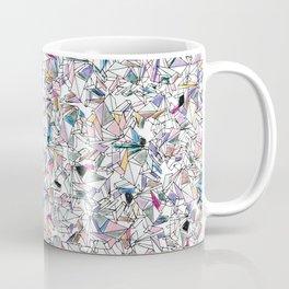 Geometricly Speaking Coffee Mug