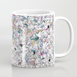 Geometricly Speaking Coffee Mug