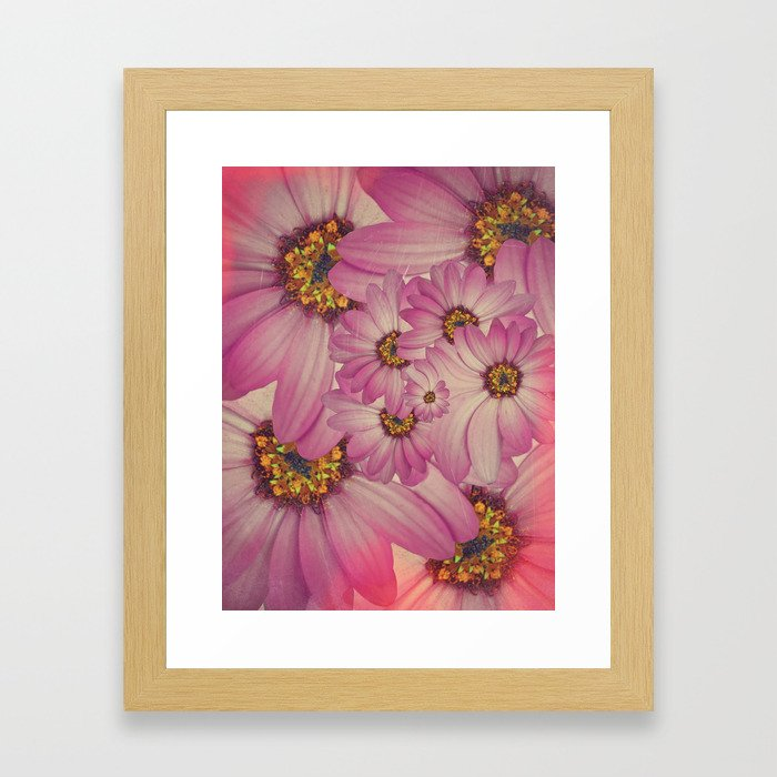 FlowPow! Framed Art Print